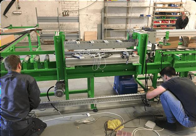 pramonės automatika